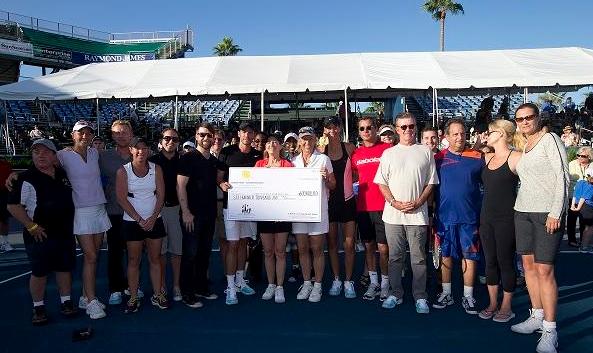 24th Annual Chris Evert/Raymond James Celebrity Tennis Classic