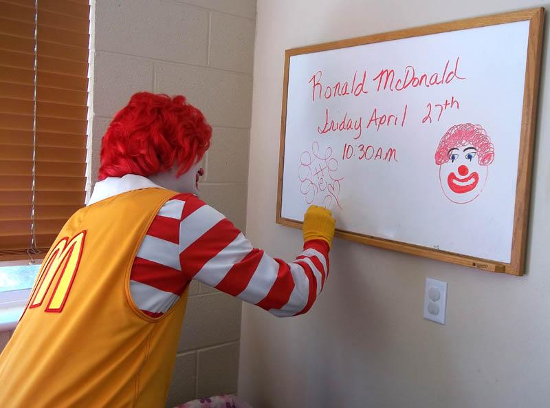 Ronald McDonald 01