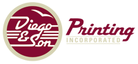 Diego & Son Printing Logo