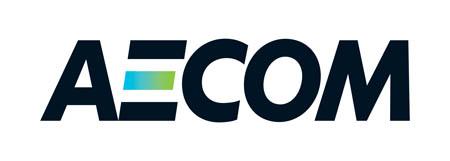 AECOM logo and link