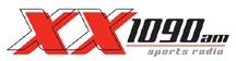 XX 1090 Sports Radio Logo