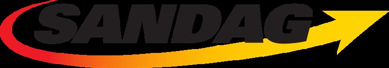 SANDAG logo and link
