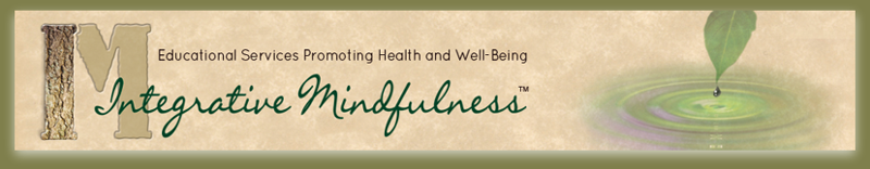 Integrative Mindfulness Header