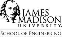 Engineering logo Madison black white