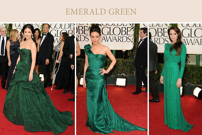 Green Holiday Dresses