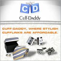 Cuff Daddy Cufflinks