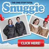 The Original Snuggie
