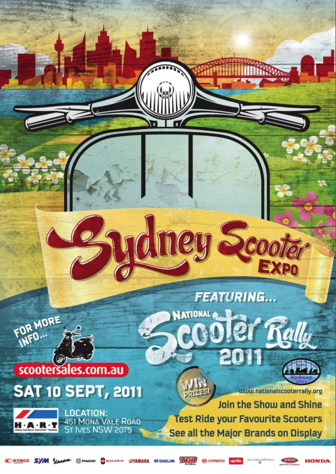 National Scooter Rally