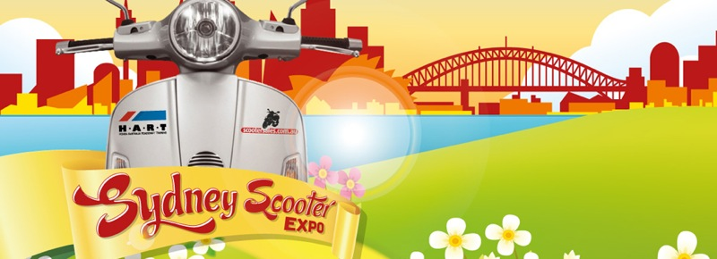 2012 Sydney Scooter Expo 800