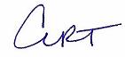 Curt Signature