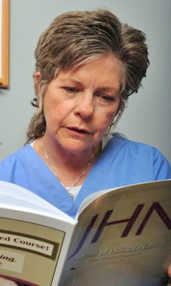 Reading Journal of Holistic Nursing