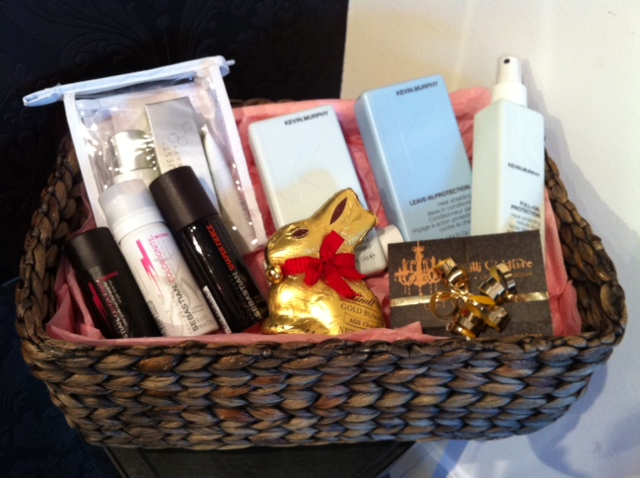 Hamper for easter from best hair salon in perth chilli couture want to win a gift hamper worth 350 for easter negle Image collections