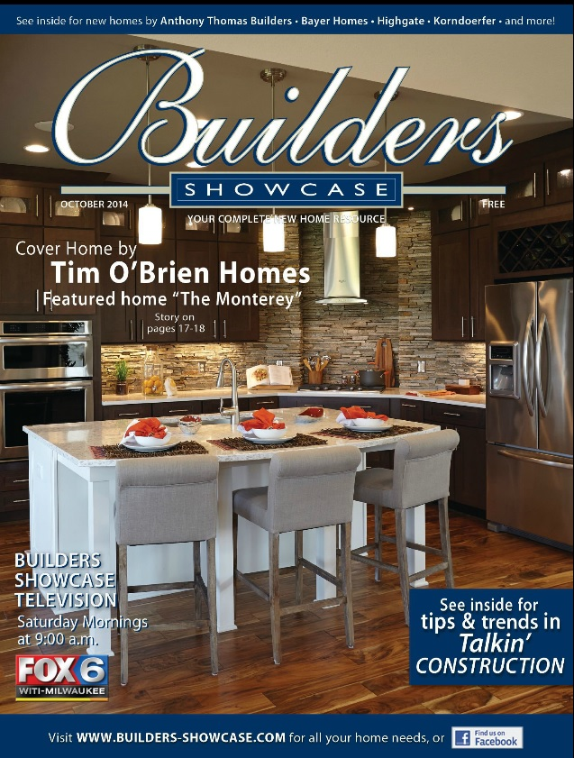 Builders showcase launches second show for Custom home builder magazine