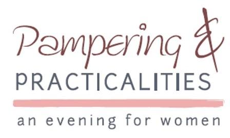 Pampering logo