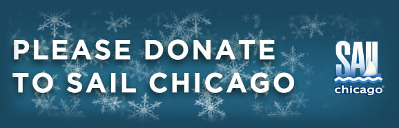 Please Donate to Sail Chicago