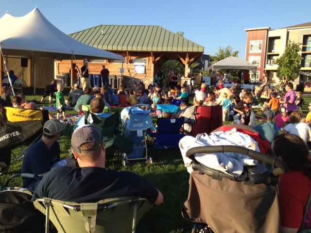 Summer Fest's Family Night in the Park