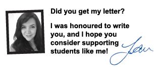 Laura Letter