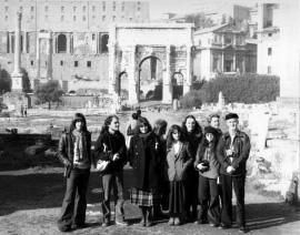 Rome, Circa 1978/79