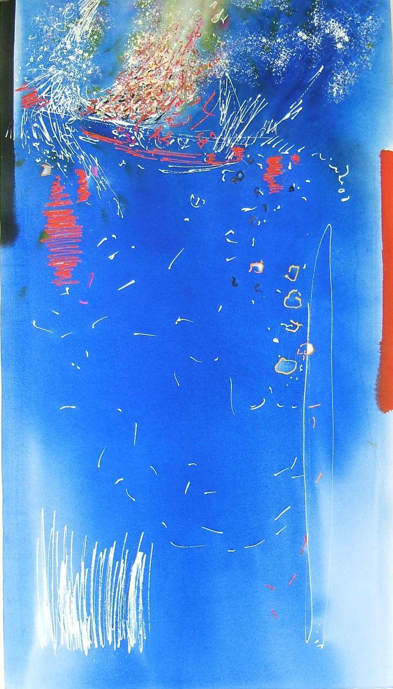 Water Circus by Patricia Fairhead