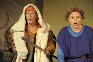 Moses and Agnes- Gott L