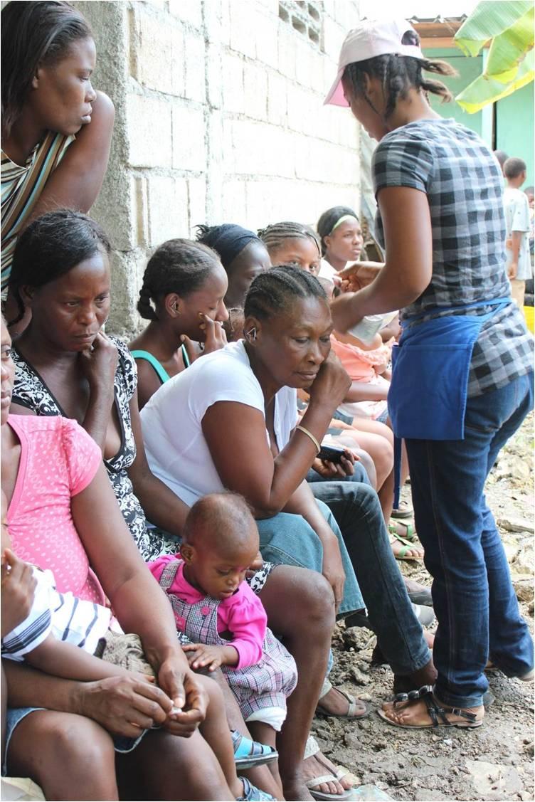 Haiti Free Clinic 2013