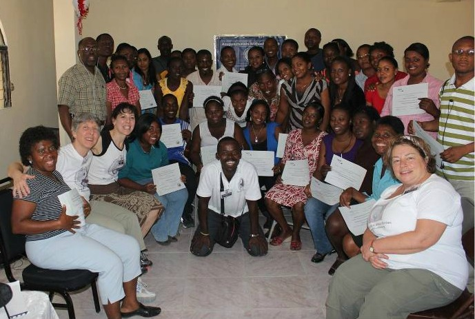 Haiti Graduation