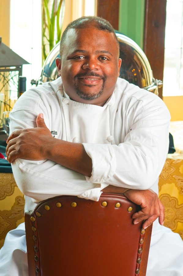Chef Reggie Chair