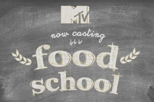 MTV food school