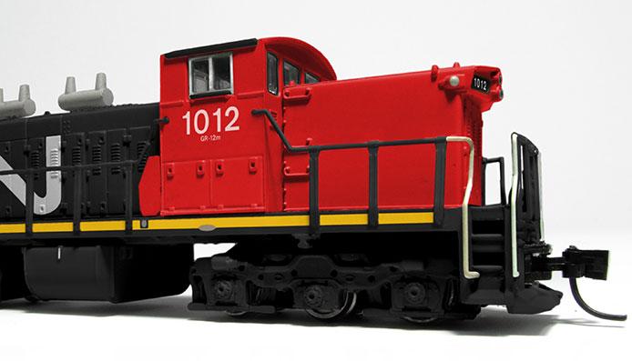 GMD-1 Locomotive