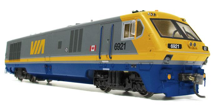 VIA Rail LRC