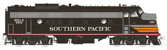 Southern Pacific FP9