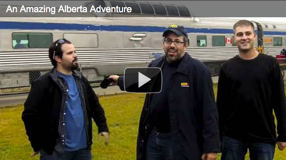 An Amazing Alberta Adventure