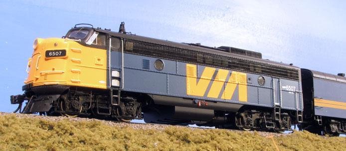 VIA FP9 6507