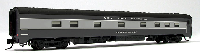 New York Central N scale