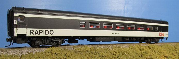 CN Lake Passenger Car