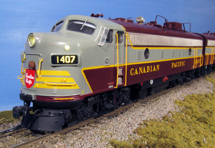 CPR The Canadian in Production