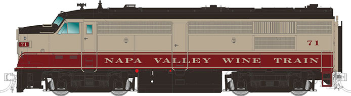 MLW FPA-4 Napa Valley