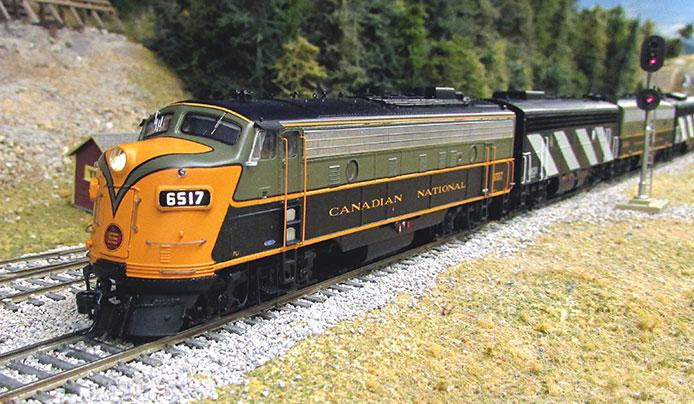 CNR Locomotive