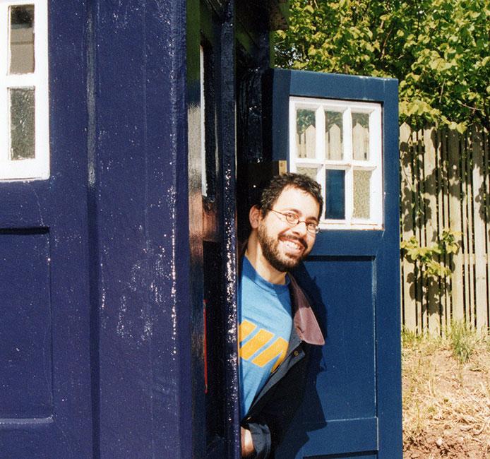 Avoncroft TARDIS