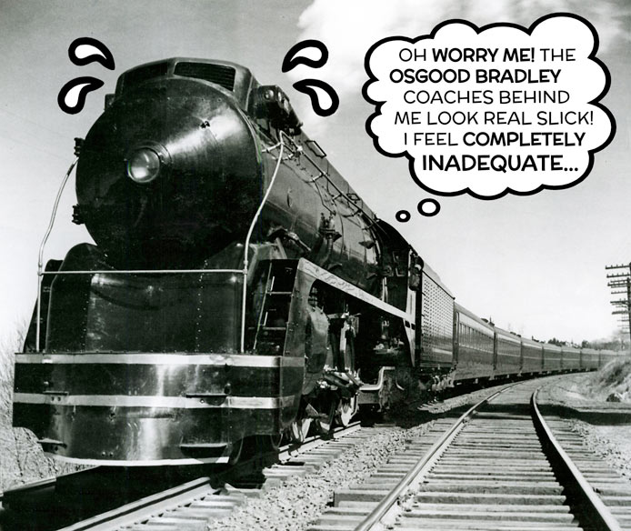 New Haven Train