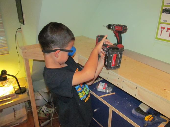 Building a Shelf Layout