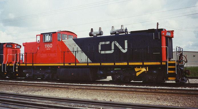 CN GMD-1 1160
