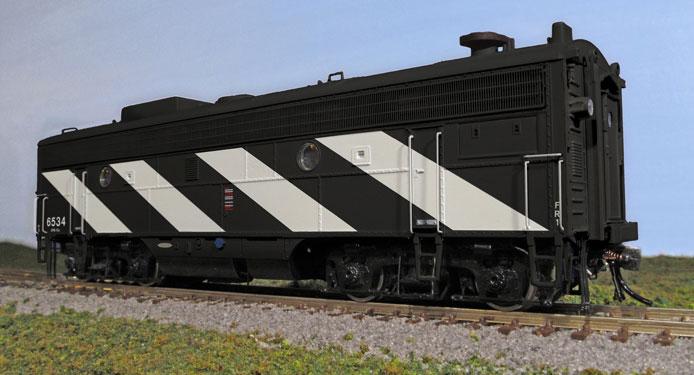CN F9B Locomotive