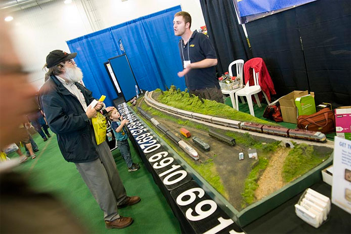 Ottawa Train Expo
