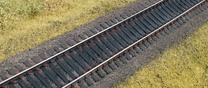 HO scale track