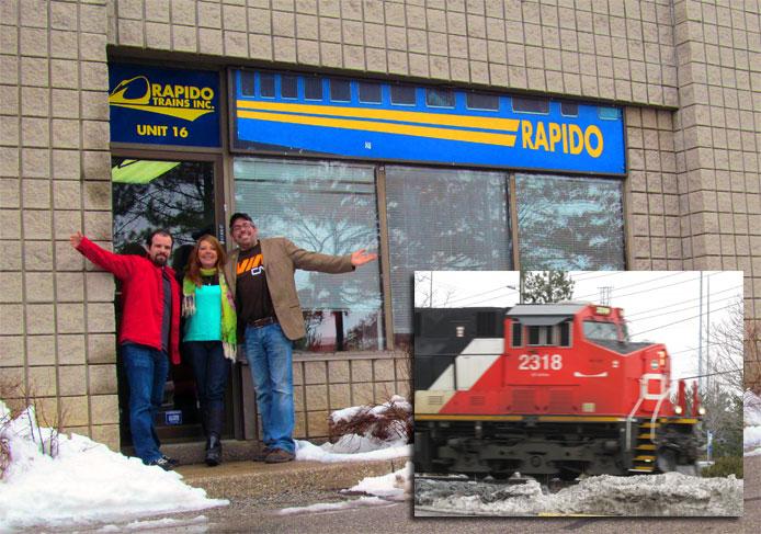 Rapido New Office