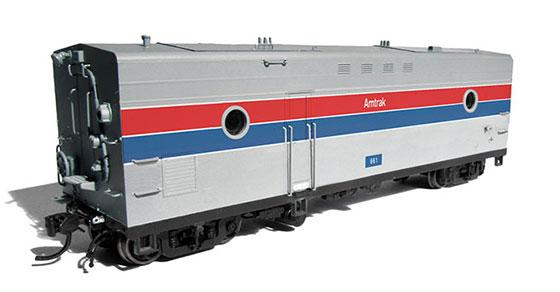 Amtrak Steam Heater