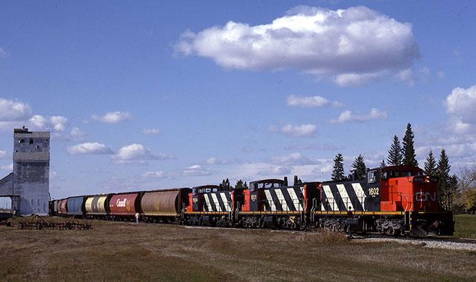 GMD-1 Prairies