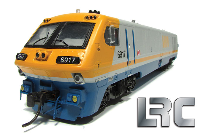 Rapido Trains LRC