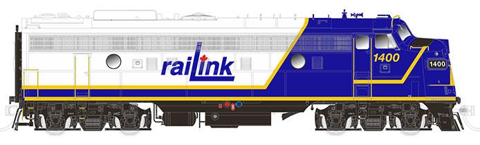 Railink FP9